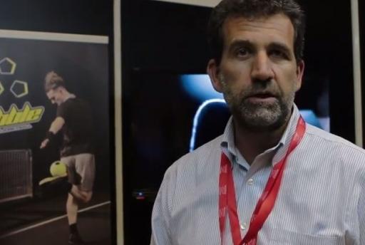 Il CEO di 3bble alla Fiera Stadia&Arena di Singapore