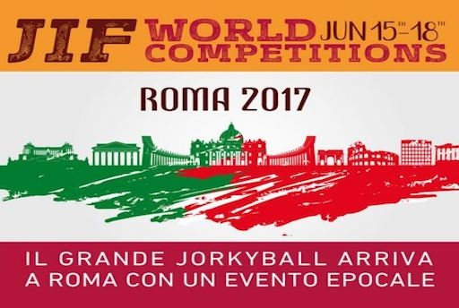 Jorkyball World Competitions Rome 2017