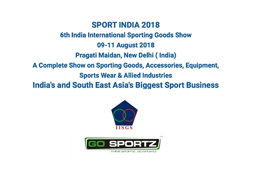 3BBLE at SPORT INDIA 2018