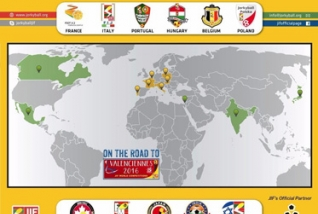 3bble Sponsor Officiel de Championnat du Monde