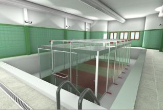 New court @ Hangar 32 Sporting Club