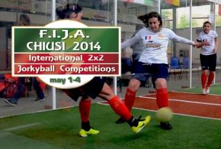 International Jorkyball Competition